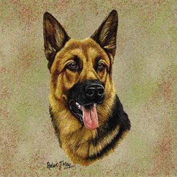 german shepherd blanket german shepherd ii dog tapestry lap square throw blanket 1502
